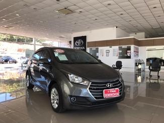 Hyundai HB20S 1.6 COMFORT PLUS 16V FLEX 4P AUTOMATICO