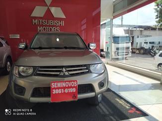 Mitsubishi L200 TRITON 3.2 GLS 4X4 CD 16V TURBO INTERCOLER DIESEL 4P MANUAL