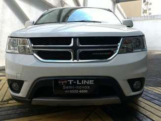 Chrysler Jeep Dodge Ram DODGE JOURNEY 3.6 RT AWD V6 GASOLINA 4P AUTOMÁTICO