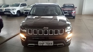 Jeep COMPASS 2.0 LIMITED 16V 4X4