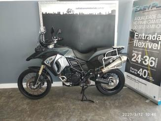 Bmw Motos F 800 S F 800 GS ADV