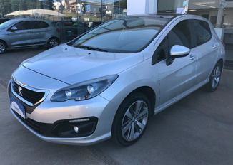 Peugeot 308 1.6 Griffe Thp 16V Flex 4P Automatico