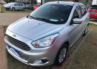 Ford Ka+ 1.0 Se 12V Flex 4P Manual