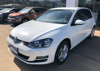 Volkswagen Golf 1.6 Msi Comfortline 16V Total Flex 4P Manual