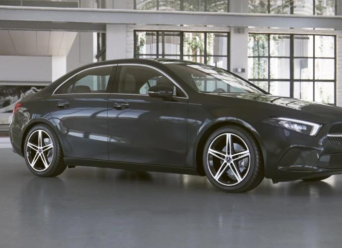galeria Mercedes-Benz A 200 SEDAN ADVANCE