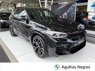 BMW X3 3.0 Twinpower M Competition