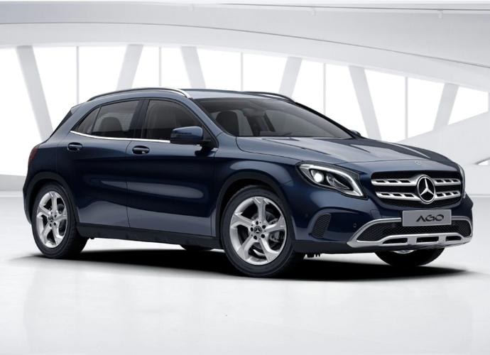 galeria Mercedes-Benz GLA 200 ADVANCE