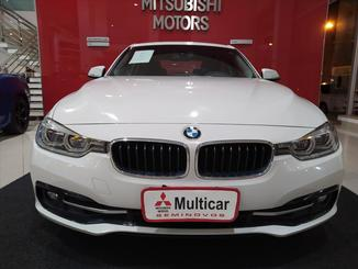 BMW 320i 2.0 M SPORT GP 16V TURBO ACTIVE FLEX 4P AUTOMÁTICO
