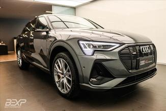 Audi E-TRON Performance Black Quattro