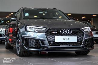 Audi RS4 2.9 V6 FSI Avant Quattro