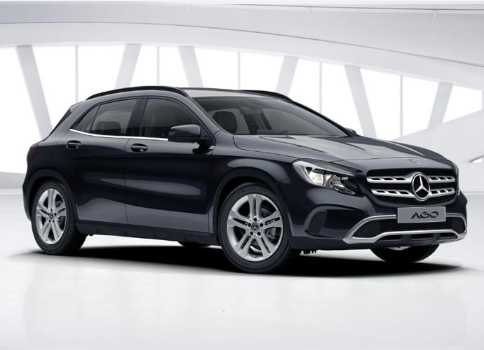 galeria Mercedes-Benz GLA 200 STYLE