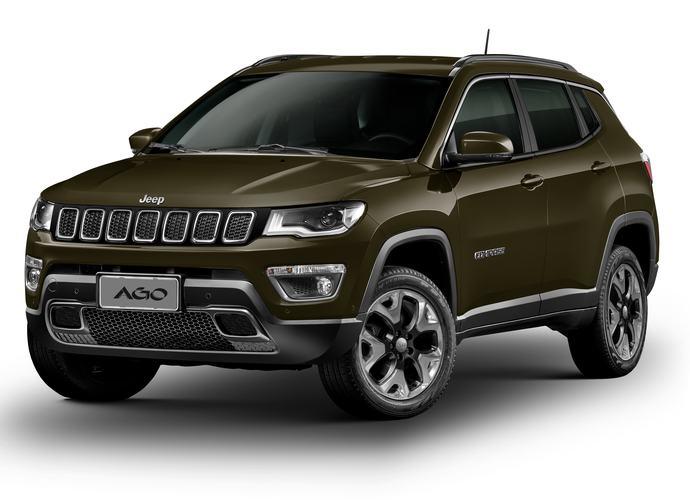 Jeep Compass 2 0 16v Flex Longitude Automatico 2020 Por R 100 567