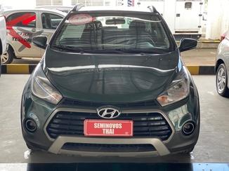 Hyundai HB20X 1.6 16V STYLE FLEX 4P AUTOMATICO
