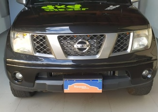 Nissan Frontier 2.5 Se Attack 4X4 Cd Turbo Eletronic Diesel 4P Manu