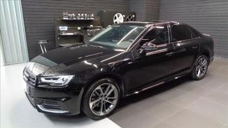 Audi A4 2.0 TFSI Limited Edition S Tronic