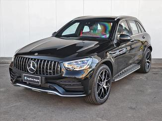 Mercedes Benz GLC 43 AMG 3.0 V6 4matic