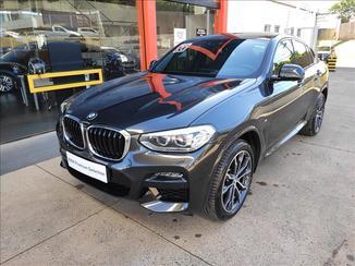 BMW X4 2.0 16V 30I M Sport