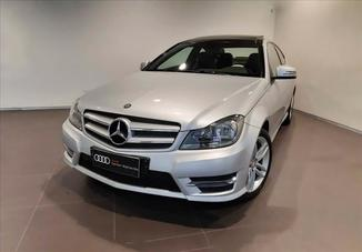 Mercedes Benz C 180 1.6 CGI Coupe 16V Turbo