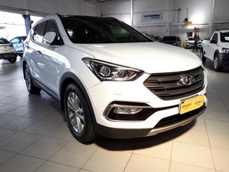 Hyundai HYUNDAI SANTA FE GLS N.SERIE 7LUG 4WD