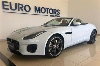 Jaguar F-TYPE 2.0 P300 R-dynamic Cabrio