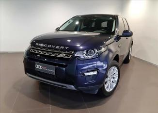 Land Rover DISCOVERY SPORT 2.2 16V SD4 Turbo SE