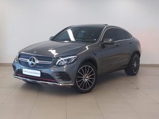 Mercedes Benz GLC 250 2.0 CGI Coupé 4matic