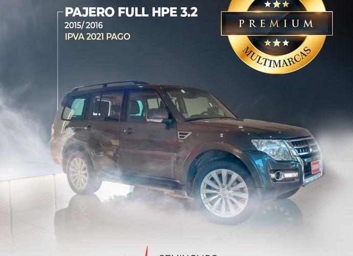 galeria PAJERO FULL HPE 3.2 4X4 AT 7 LUGARES