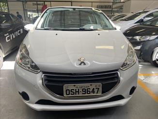 Peugeot 208 1.5 ACTIVE 8V FLEX 4P MANUAL