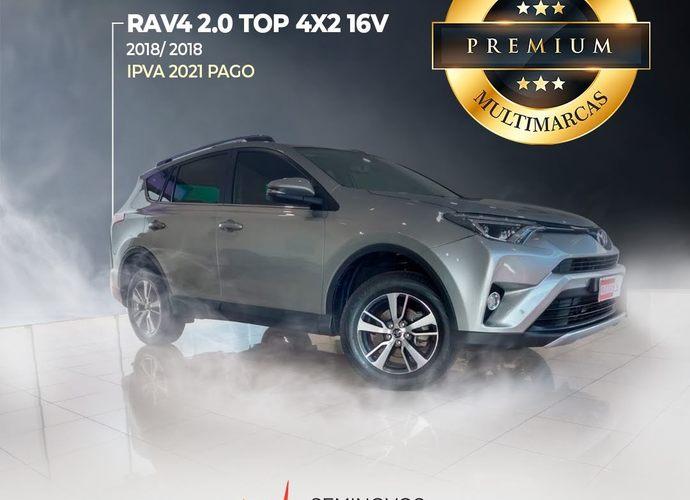 galeria RAV4 2.0 TOP 4X2 16V AUT