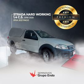 FIAT STRADA HARD WORKING 1.4 C.S.