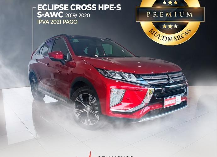 galeria ECLIPSE CROSS HPE-S 1.5T 16v AWD