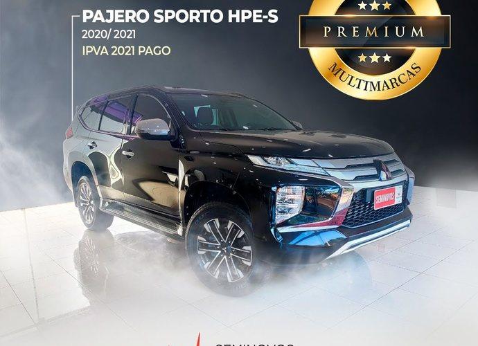 galeria Pajero Sport HPE-S 2.4TDi 16v 4X4
