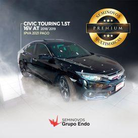 HONDA CIVIC TOURING 1.5T 16v