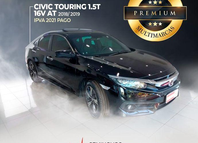 galeria CIVIC TOURING 1.5T 16v