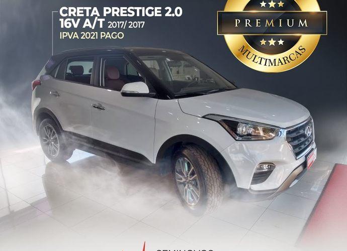 galeria CRETA PRESTIGE 2.0 16V AT