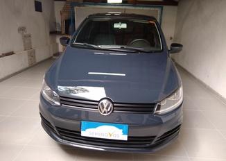 Volkswagen Fox 1.0 Mpi Trendline Flex 4P