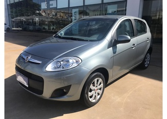 Fiat Palio Attractive 1.0 8V Flex 4P