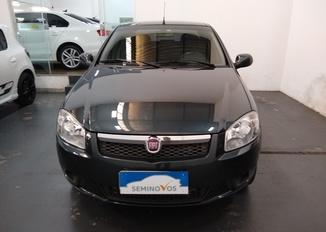 Fiat Siena El 1.4 Fire Flex 4P