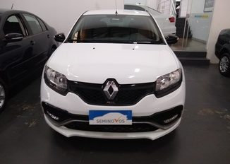 Renault Sandero 2.0 Rs 16V Flex 4P Manual