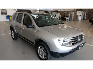 Renault DUSTER 1.6 OUTDOOR 4X2 16V FLEX 4P MANUAL