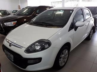 Fiat Punto Evo Attractive 1.4 8V Flex
