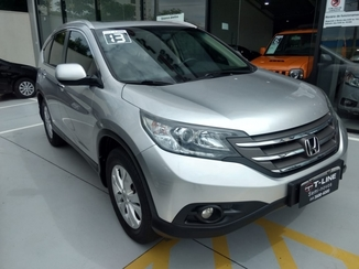 Honda CRV 2.0 EXL 4X2 16V FLEX 4P AUTOMÁTICO