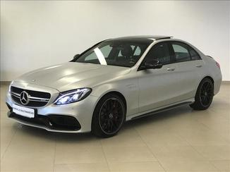 Mercedes Benz C 63 AMG 4.0 V8 Turbo S Sedan