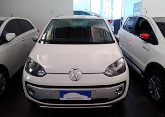 Volkswagen Up! 1.0 12V E-Flex Black Up! 4P