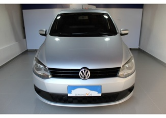 Volkswagen Fox 1.6 Vht Prime Flex 4P