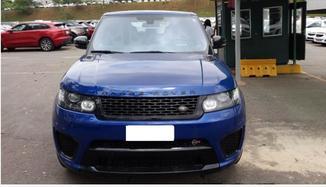 Land Rover RANGE ROVER SPORT 5.0 SVR 4X4 V8 32V