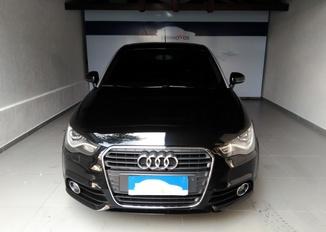 Audi A1 1.4 Tfsi S Tronic Attractio 2P