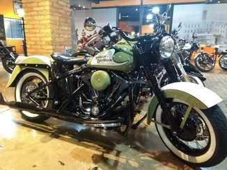 Harley Davidson Heritage Customizada personalizada