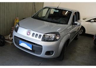 Fiat Uno Vivace 1.0 Flex 2P 4P