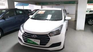 Hyundai HB20S  1.6 Comfort